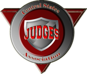 Central States Judges Association Logo